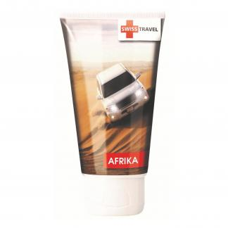 Promotional Sun Cream Tube 50 ml printed with full colour label